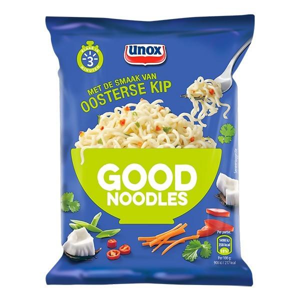 Unox Good noodles Oosterse kip 70 gram