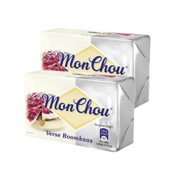 Monchou verse Roomkaas 2-pak  (Alleen binnen de E.U)