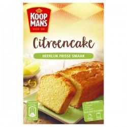 Koopmans Mix voor Citroen cake