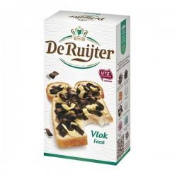 De Ruijter Chocolade vlokken Vlokfeest 300 gram
