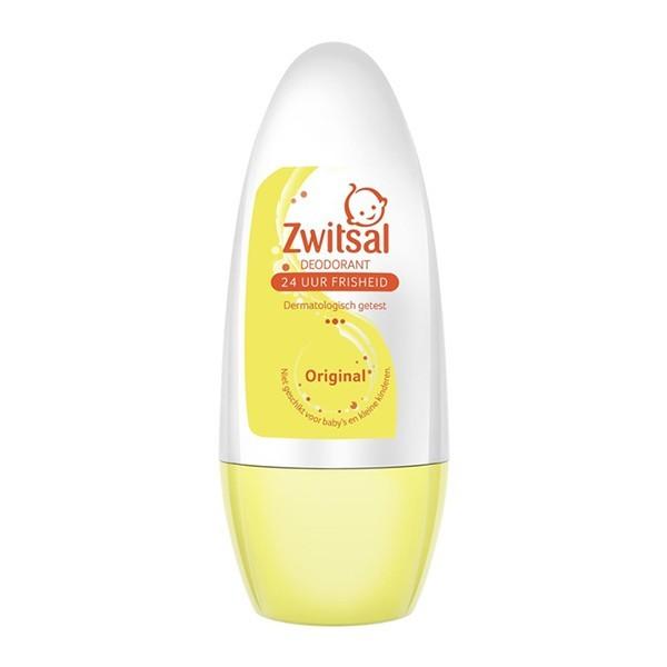 Zwitsal Deodorant roller Original