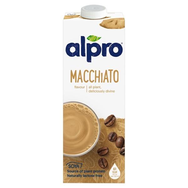 Alpro Soja drink Macchiato 1 liter