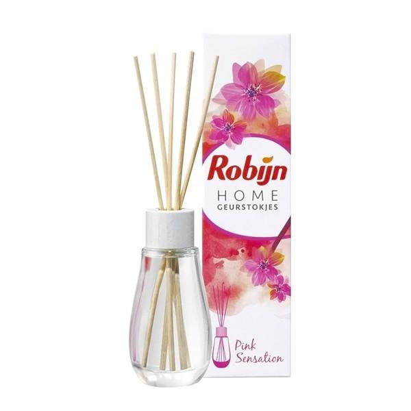 Robijn Geurstokjes Pink sensation 45 ml