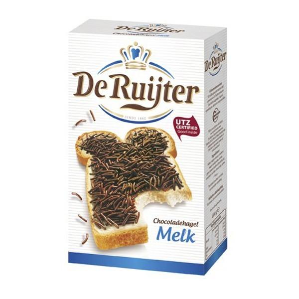 De Ruijter Hagelslag Melk 390 gram
