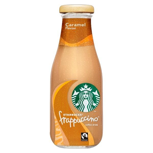 Starbucks Frappuccino karamel 250 ml