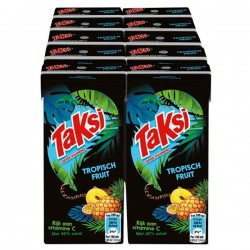 Taksi Tropisch fruit 10 x 200 ml