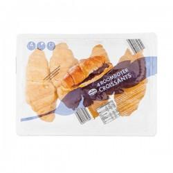 Huismerk Roomboter croissants 4 stuks