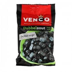 Venco Dubbelzoute drop 173 gram