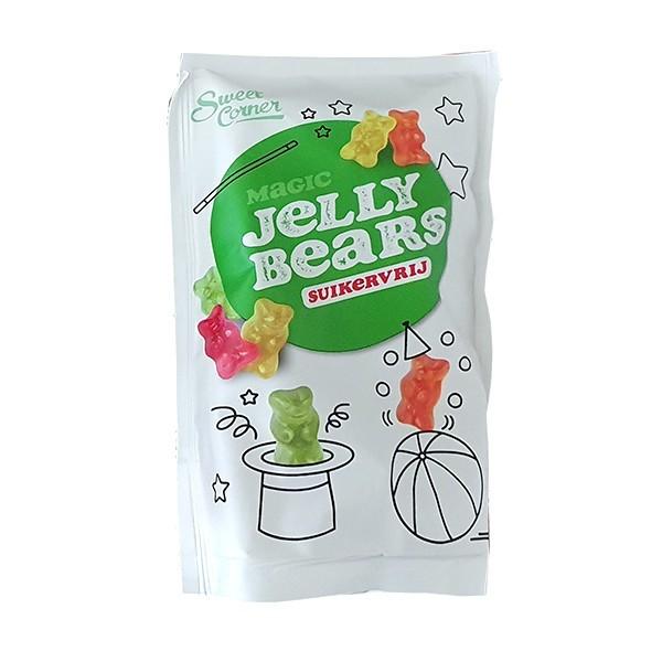 Sweet corner Jelly bears suikervrij 100 gram