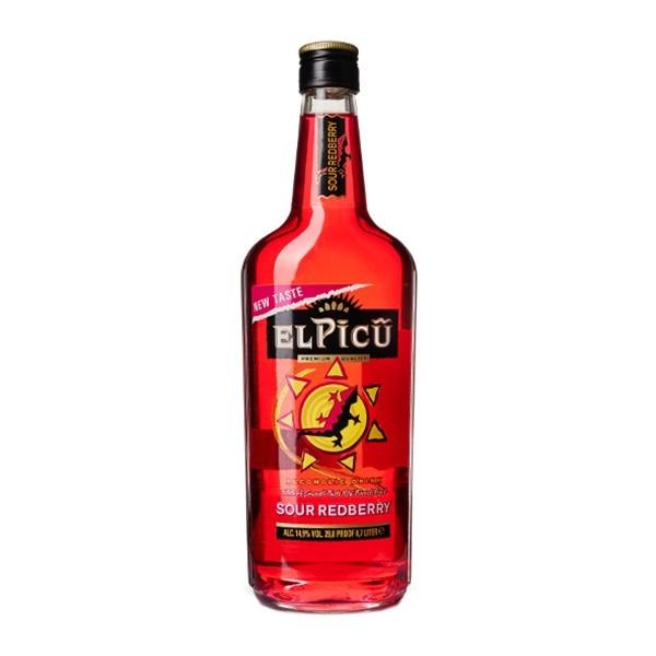 elPicu Sour Redberry 700 ml