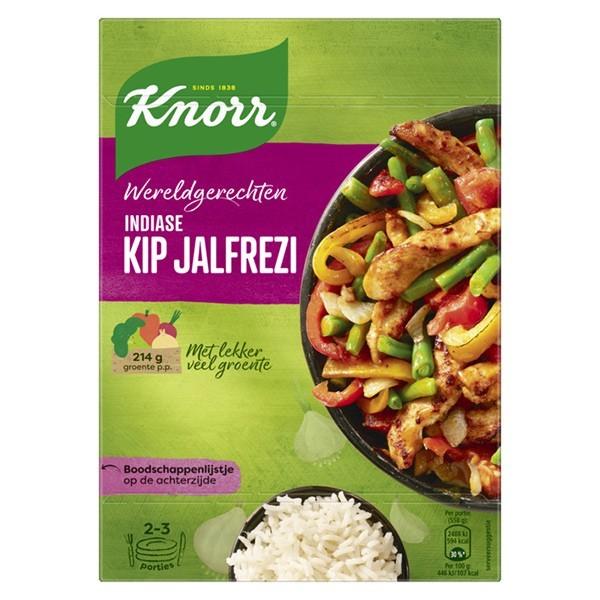 Knorr Wereldgerecht Chinese Beef shanghai