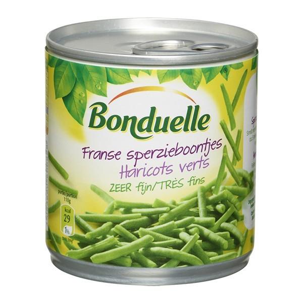 Bonduelle Franse spercieboontjes 200 gram