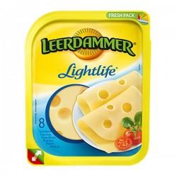 Leerdammer Lightlife kaas plakken 160 gram