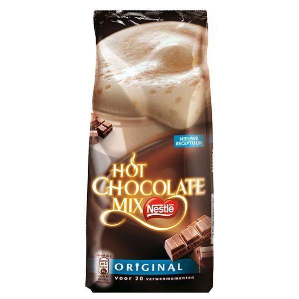 Nestlé Hot chocolate mix Original navulling 400 gram