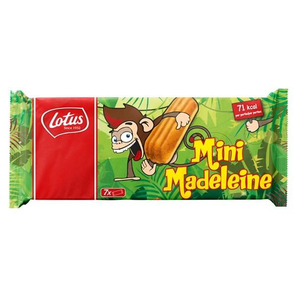 Lotus mini Madeleine 119 gram