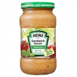 Heinz Sandwichspread Mediterraan 300 Gram