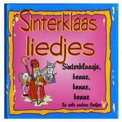 Sinterklaas liedjesboekje