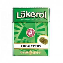 Läkerol pastilles Eucalyptus