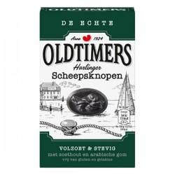 Oldtimers Volzoete scheepsknopen 235 gram