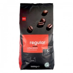 Hema Koffiebonen regular 1 kilo