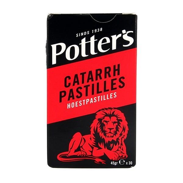 Potters Catarrh doosje 45 Gram