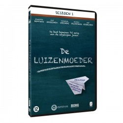 "DVD "" De Luizenmoeder "" seizoen 1"