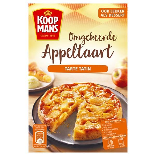 Koopmans Mix voor Omgekeerde appeltaart