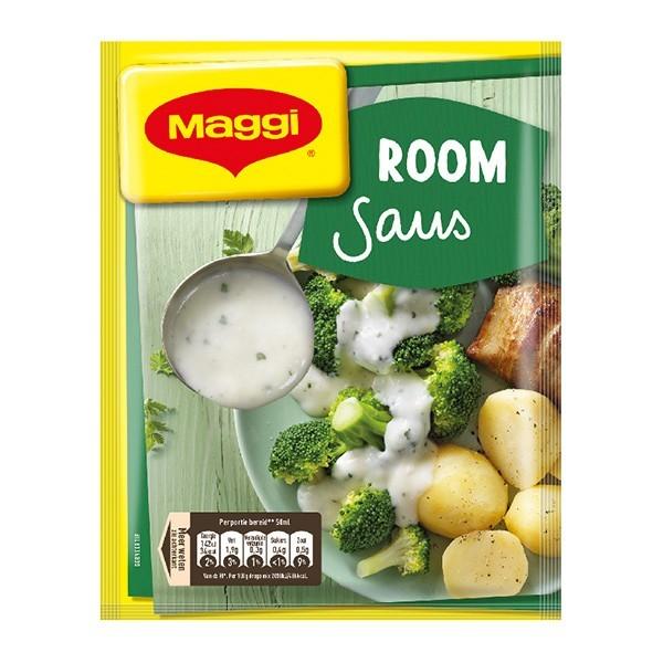 Maggi saus Room