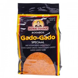 Kokki Djawa Gado Gado speciaal saus 500 gram