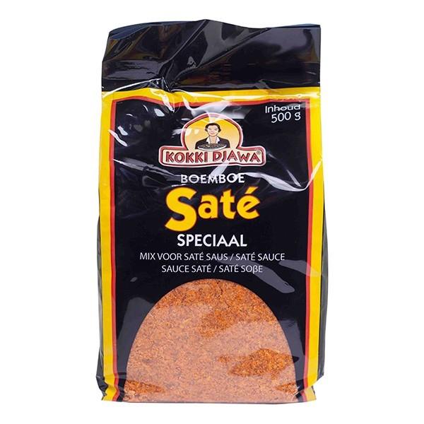 Kokki Djawa Saté speciaal saus 500 gram