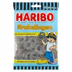 Haribo Krakelingen 250 gram