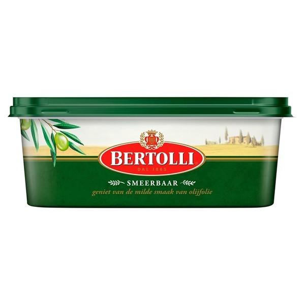 Bertolli voor op brood kuipje 250 gram