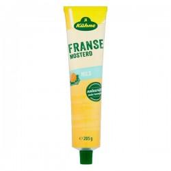 Kühne Franse Mosterd mild tube 205 gram