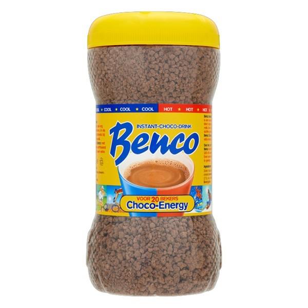 Benco instant chocolade drink 400 gram