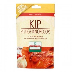 Verstegen Mix voor Kip pittige knoflook zakje 20 gram