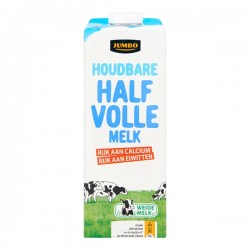Huismerk Houdbare halfvolle melk 1000 ml