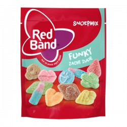 Red Band Snoep-mix Funky 235 gram