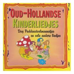 Oud-Hollands liedjesboekje - Lichtgroen