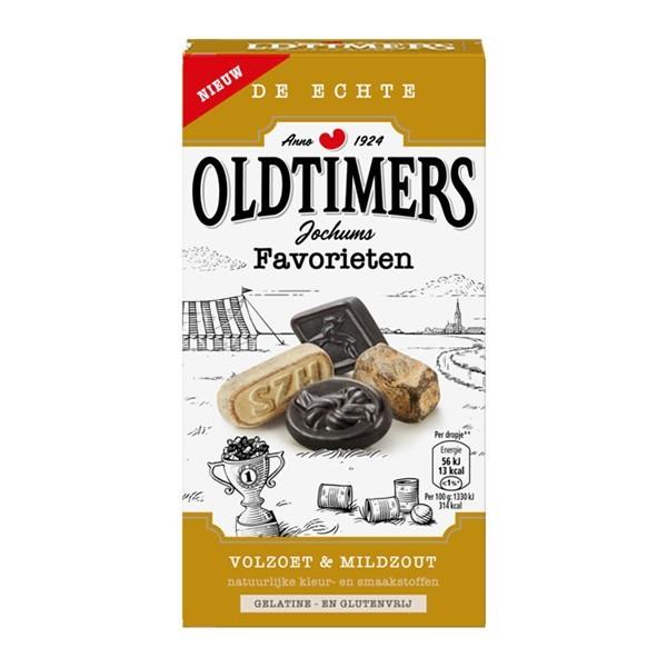 Oldtimers Jochems favorieten 300 gram