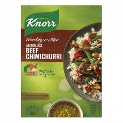 Knorr Wereldgerecht Argentijnse Beef chimichurri
