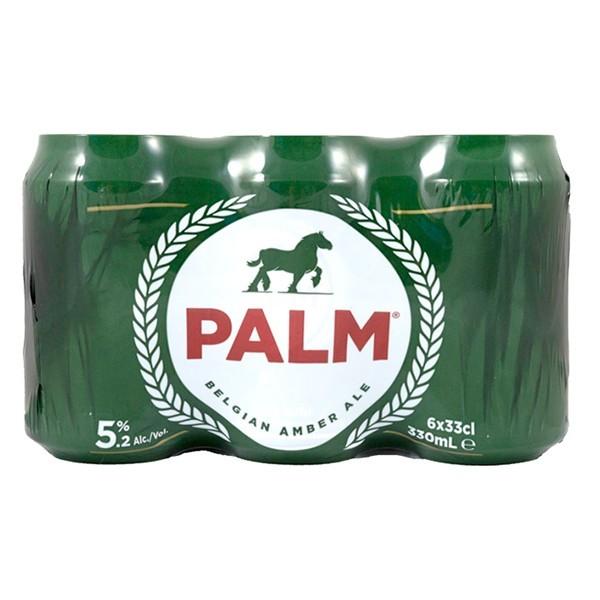 Palm Belgisch amber ale 6-pak blikjes