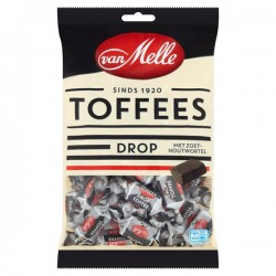 van Melle Drop toffees 275 gram