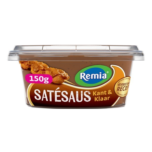 Remia Satésaus kant en klaar 150 gram