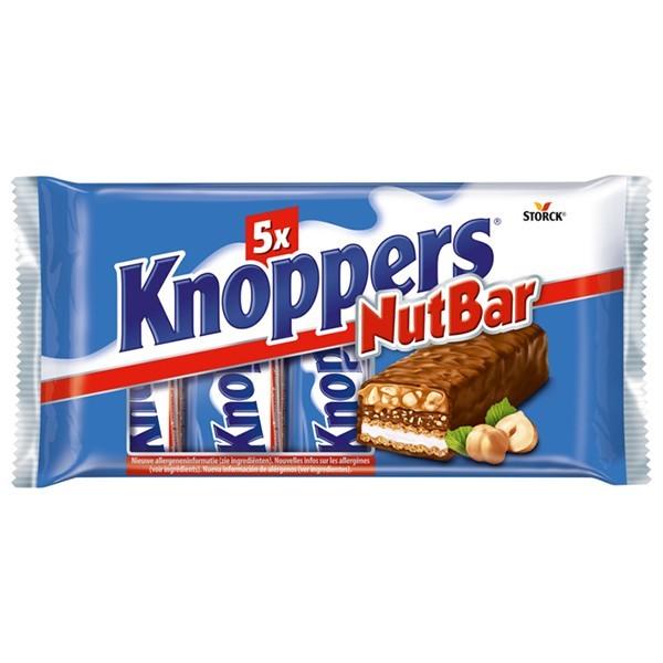 Knoppers Nut bar 5-pak