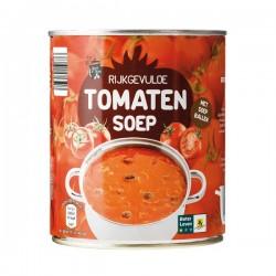 Huismerk Tomaten soep in blik 800 ml
