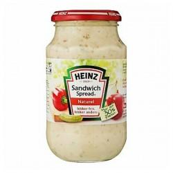 Heinz Sandwichspread Naturel XL 450 Gram