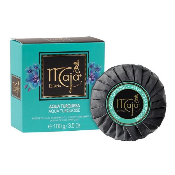 Maja Aqua Turquesa zeep 100 gram