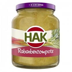 Hak Rabarber compote 360 gram