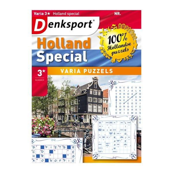 Denksport Varia 3* Holland special