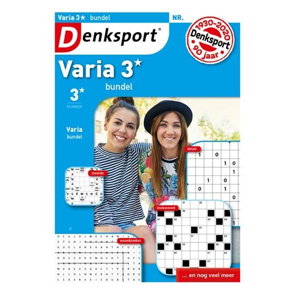 Denksport Varia 3* Bundel